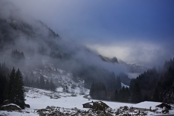 Chilliness in Zillertal